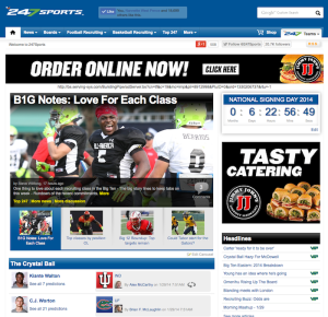 About 247Sports